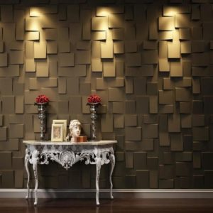 PANOURI DECORATIVE 3D